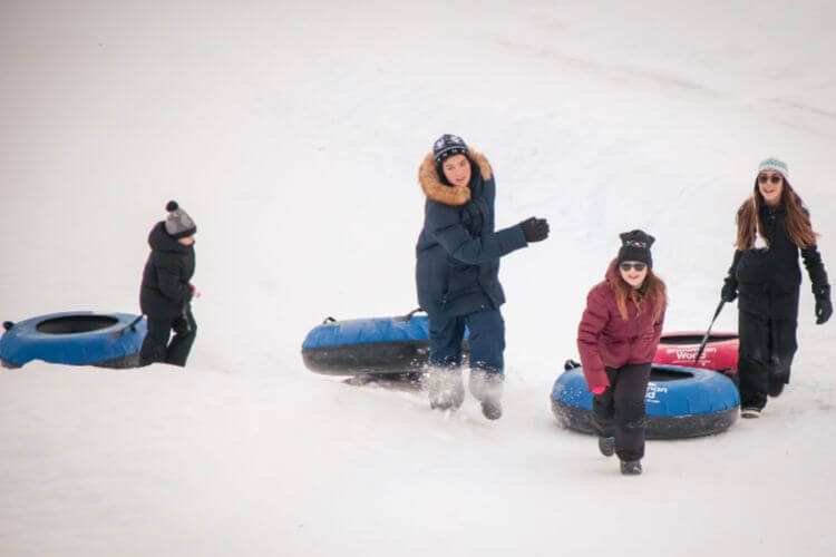Snowman-World-Rovaniemi-Finland-with-Kids-Kids-Are-A-Trip