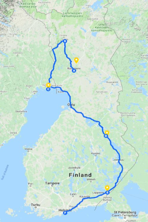 plan-a-trip-to-finland-road-trip-route-travel-Kids-Are-A-Trip