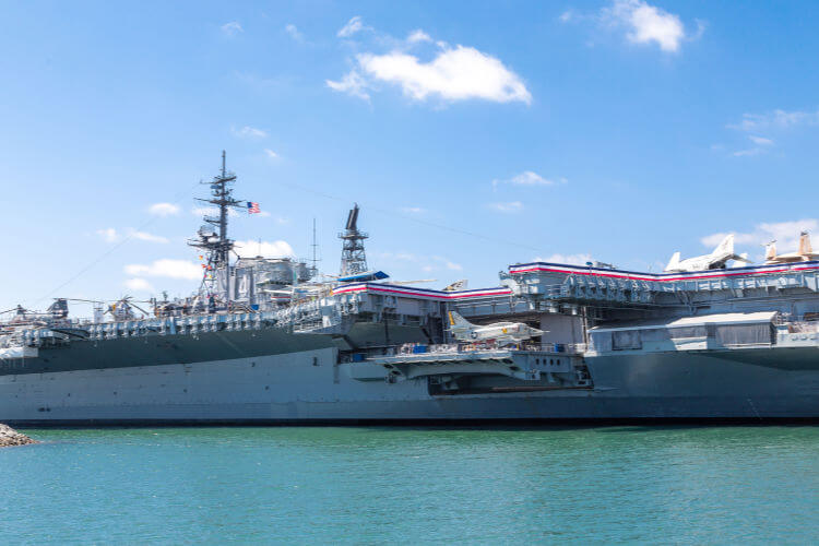USS Midway Museum San Diego-Kids Are A Trip
