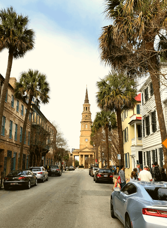 For a Charleston weekend getaway take a tour of the French Quarter to see all the churches in the Holy City. - Kids Are A Trip