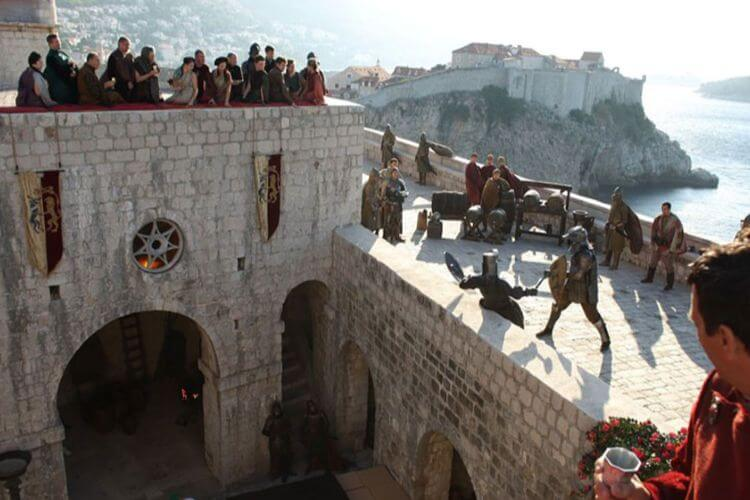 Game-of-Thrones-Croatia-Fort-Lovrijenac-Kids-Are-A-Trip