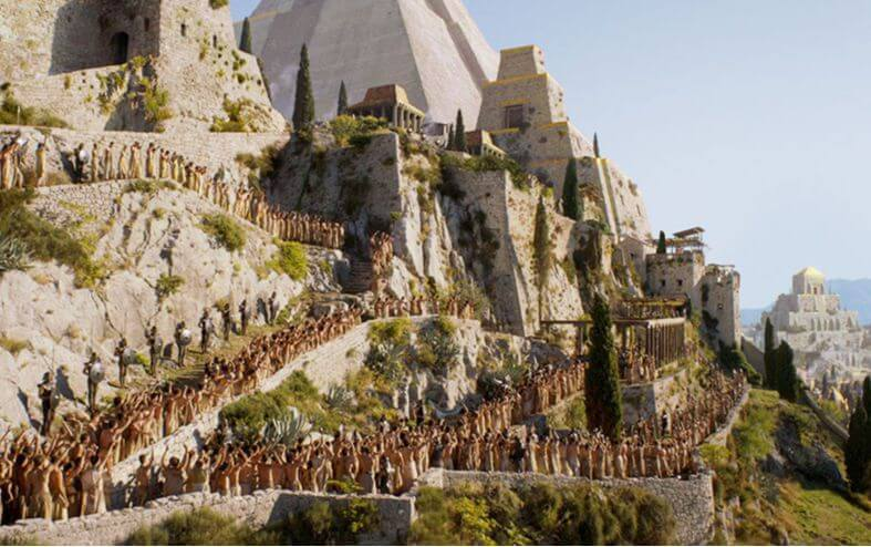 Klis-Fortress-Game-of-Thrones-Meereen-Kids-Are-A-Trip
