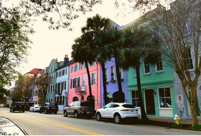 If you're looking for the perfect girlfriends trip, head to Charleston, SC. With shopping, delicious food, and historical city tours, your sure to have the time of your lives. - Kids Are A Trip