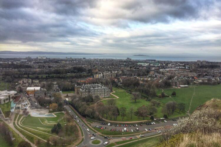 Arthurs-Seat-Edinburgh-View-Kids-Are-A-Trip