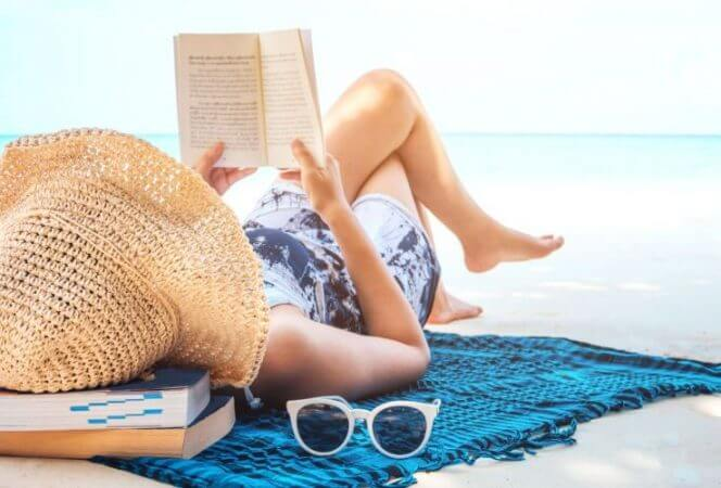 If you are looking for summer reading suggestions we are sharing our favorite ideas. They books for summer have everything you need from romance to suspense. - Kids Are A Trip
