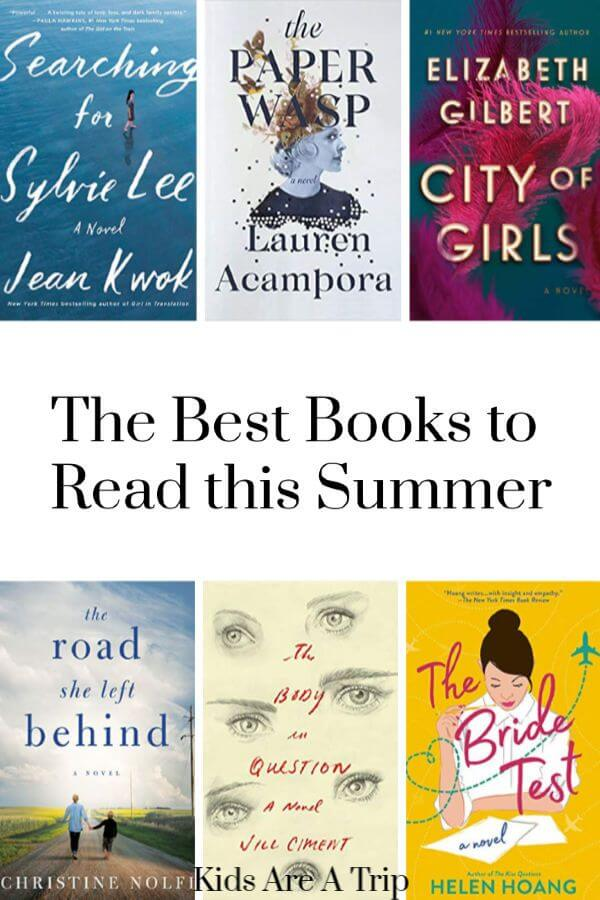 If you are looking for the perfect summer read, we have plenty of book suggestions to choose from. These are mysteries, romances, and historical tales that will keep you reading all summer long.-Kids Are A Trip