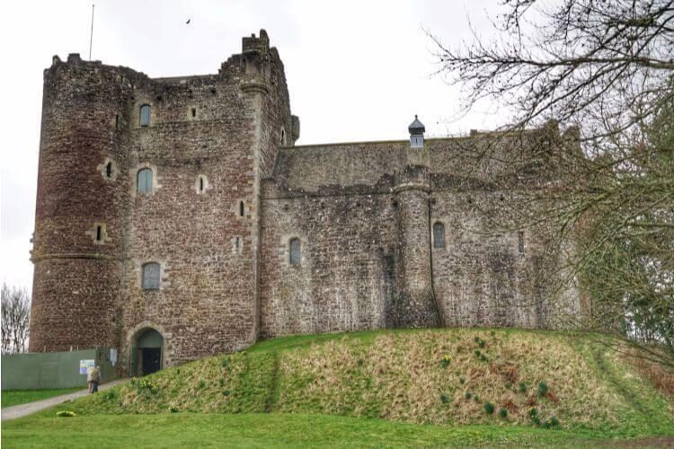 Doune-Castle-Outlander-in-Scotland-Kids-Are-A-Trip