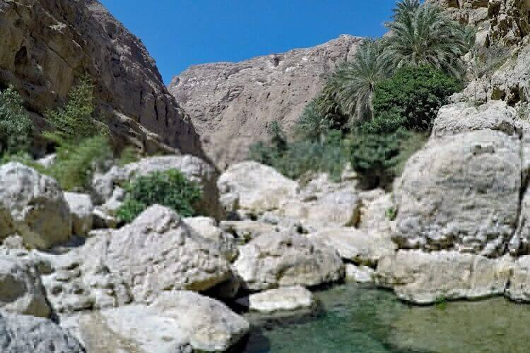Oman with Kids-World Best Hikes