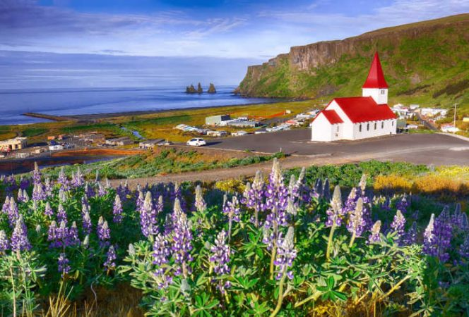 Vik Iceland with kids-Kids Are A Trip