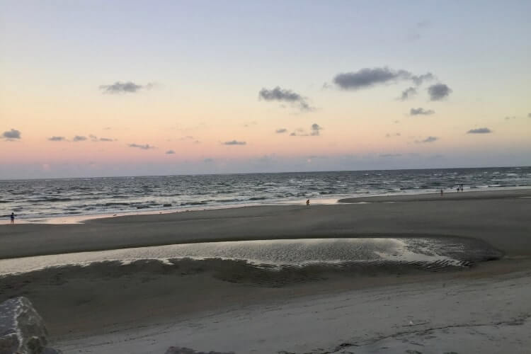 No trip to Beaufort is complete without traveling to Fripp Island; the beach sunsets alone are worth the effort!