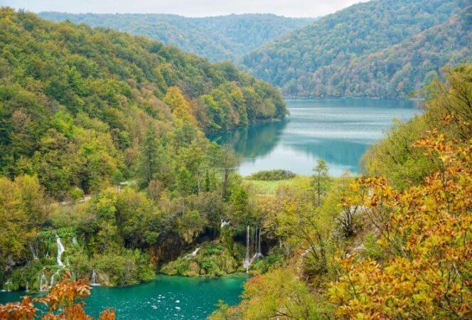 If you are planning a trip to Plitvice National Park in Croatia, you will want to read this post. It tells you how to get there, what to wear, and how to avoid the crowds. - Kids Are A Trip