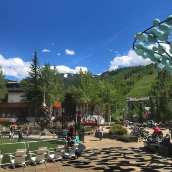 Why You Will Love Vail in Summer with Teens