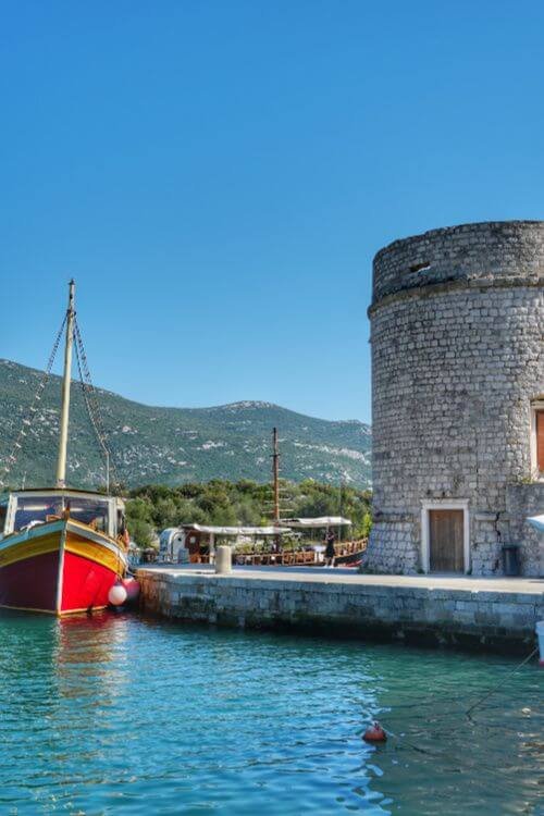 Ston-Croatia-harbor-Kids-Are-A-Trip