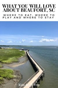 We are sharing our tips on the best things to do in Beaufort, SC. These are our favorite places to eat, stay, & play in SC's second oldest city. - Kids Are A Trip #beaufort #southcarolina #beachvacation