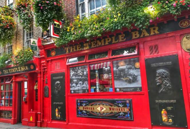 Temple Bar Pub Dublin-Kids Are A Trip