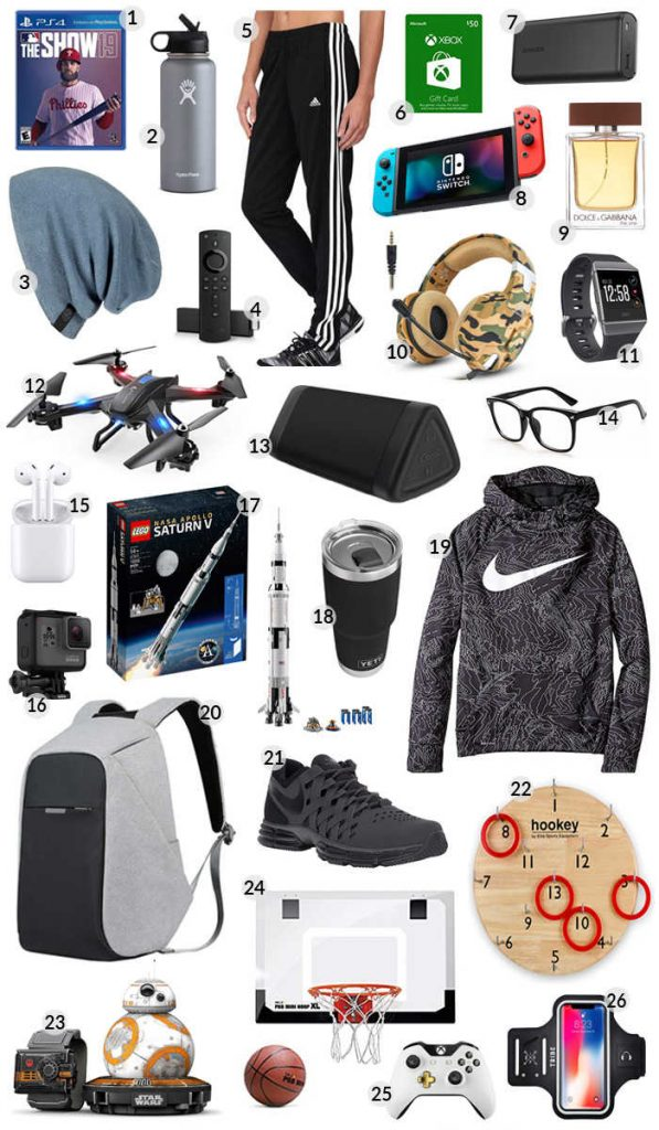 Collection of gifts for teen boys-Kids Are A Trip