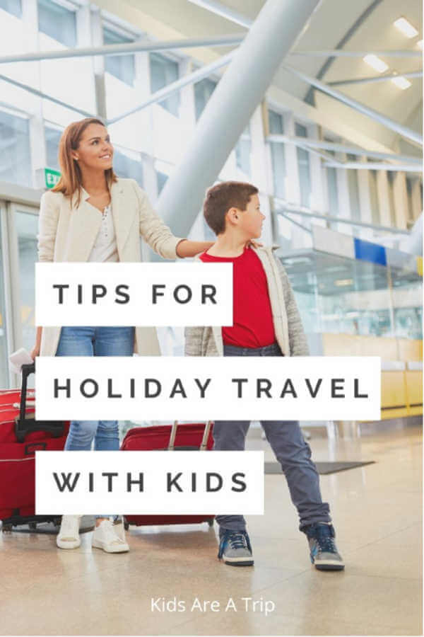 family holiday travel airport-Kids Are A Trip