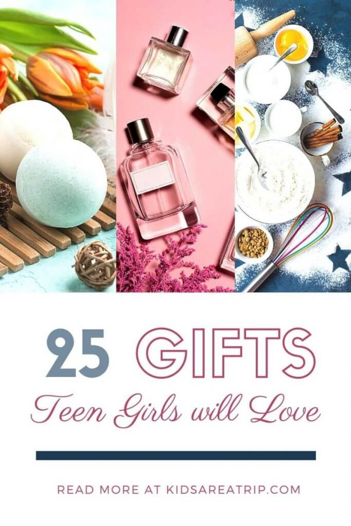 25 Gifts for Teenage Girls-Kids Are A Trip