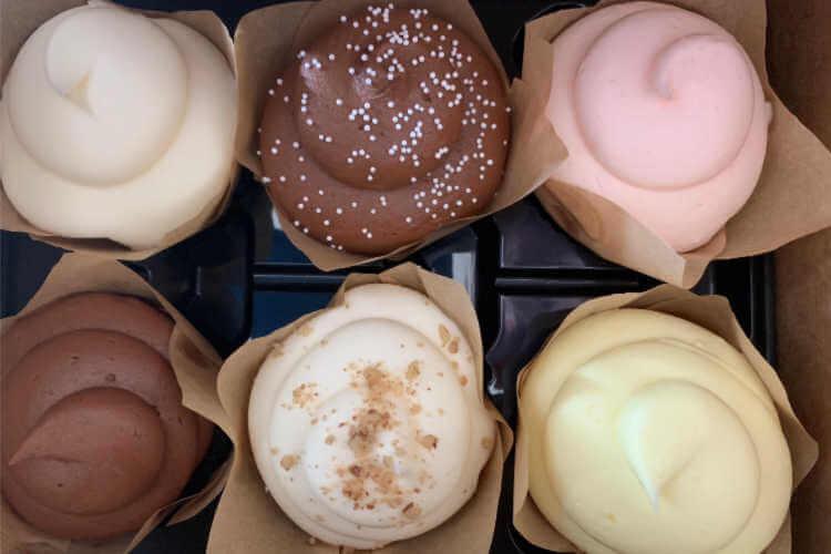 Silos Baking Co cupcakes Waco Texas