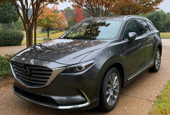 Mazda CX 9 Signature SUV