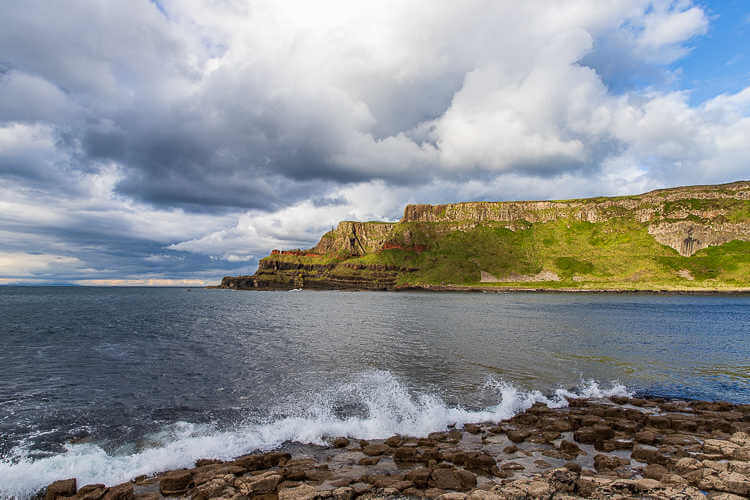 Giants Causeway Northern Ireland with kids