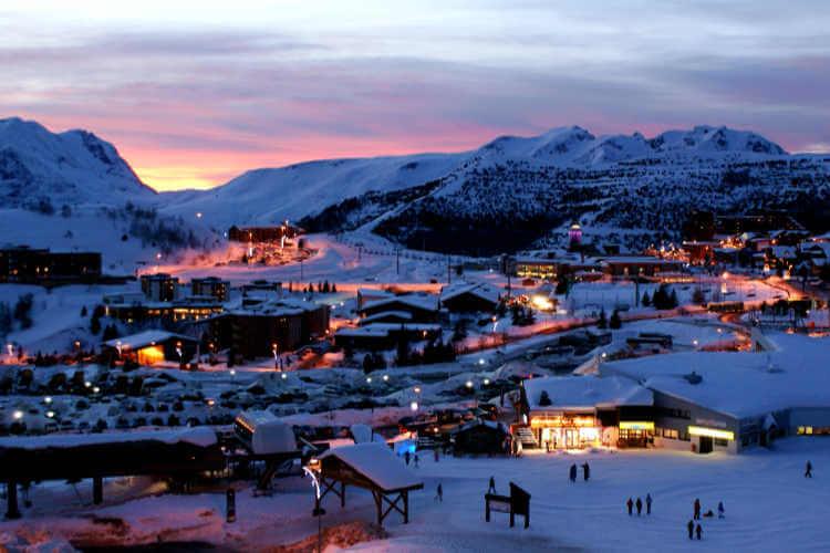 Alpe D'Huez France Ski