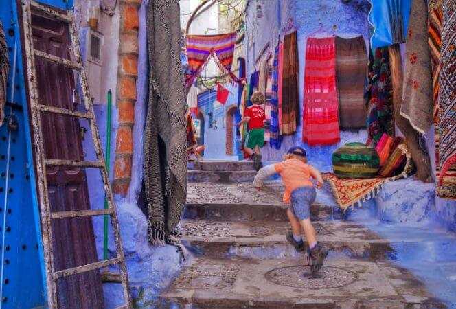 Morocco with Kids-Travelynn Family