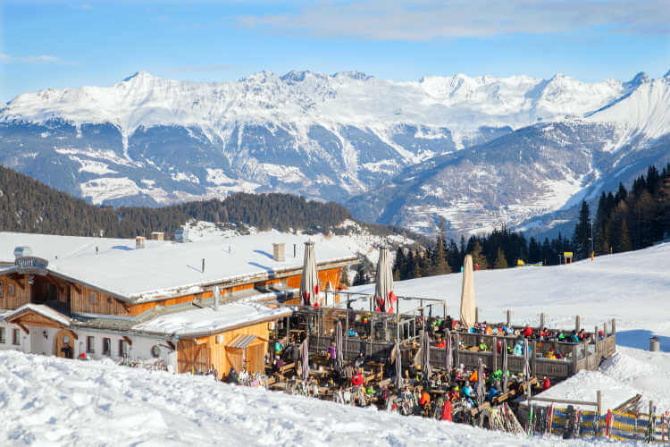 Serfaus Fiss Ladis skiing in Austria-Kids Are A Trip