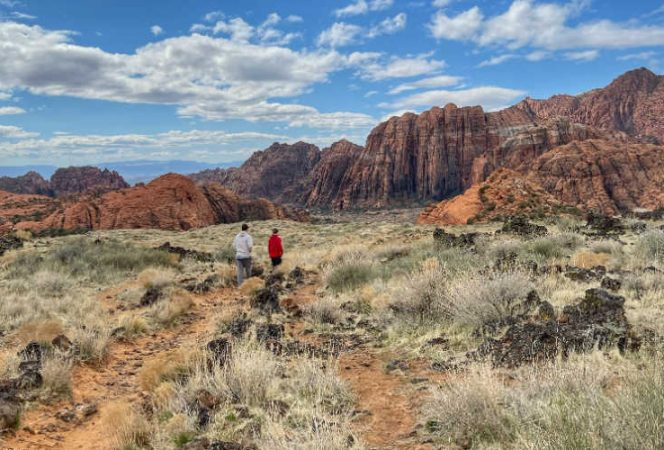 Snow Canyon State Park-Kids Are A Trip