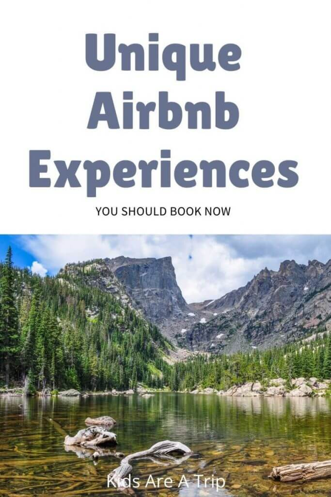 Airbnb Experiences Tours in Colorado-Kids Are A Trip