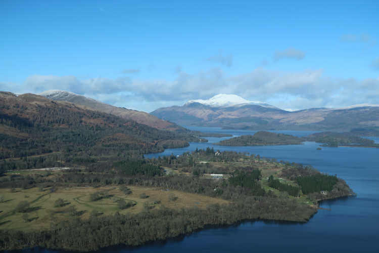 Ben Lomond - Monkey and Mouse