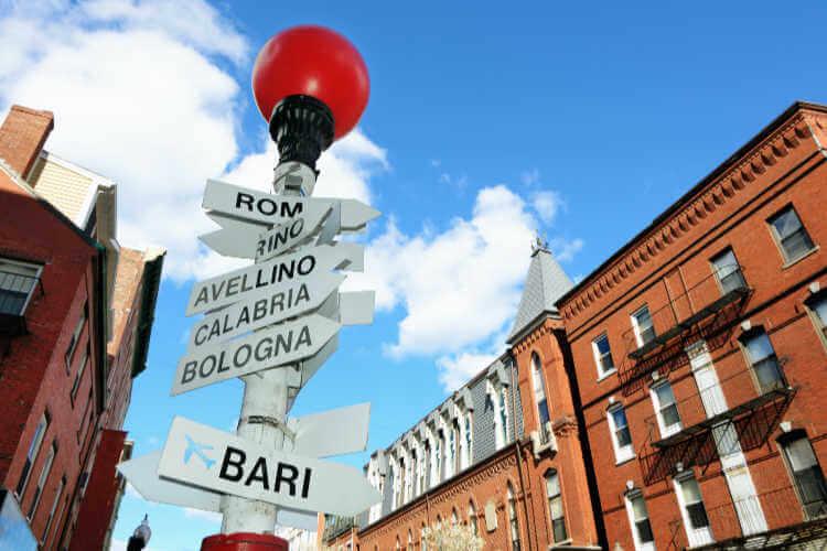 Little Italy Boston