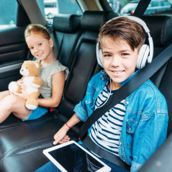 15 Podcasts for Your Next Family Road Trip