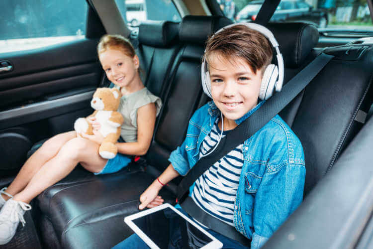 Podcasts for Road Trips-Kids Are A Trip