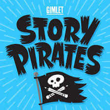 Story Pirates Podcast-Kids Are a Trip