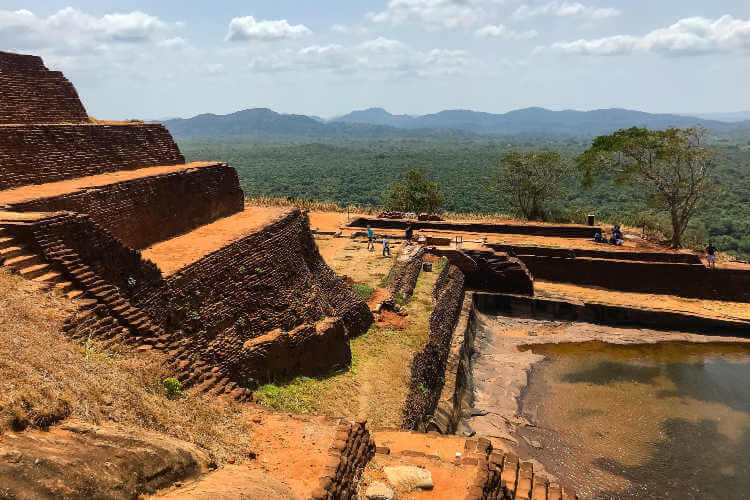 Wanderlust and Wet Wipes Sigiriya National Park-min - Emma Morrell