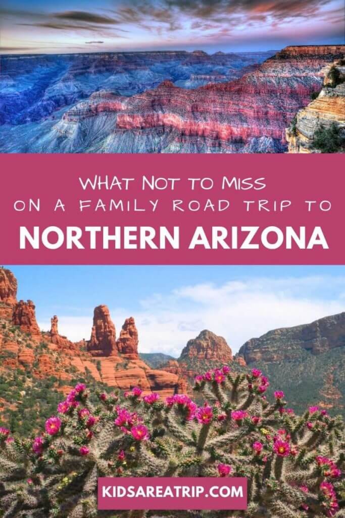 Family Road Trip to Northern Arizona-Kids Are A Trip