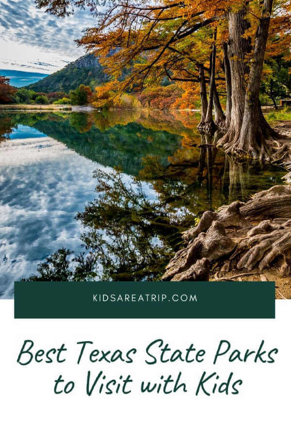 Best State Parks in Texas for Families