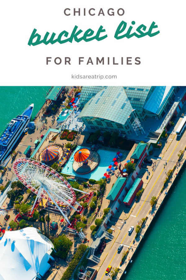 Chicago bucket list for families-Kids Are A Trip