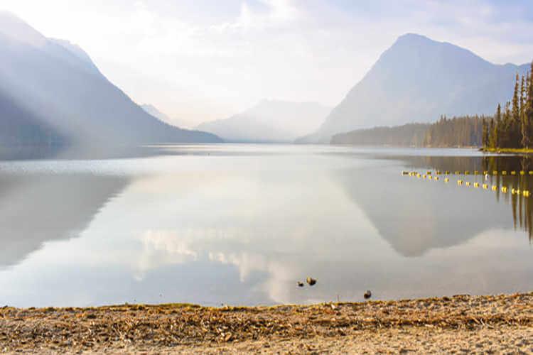 Lake Wenatchee Washington-Gina Tarnacki
