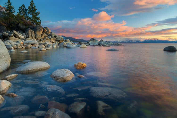 North Lake Tahoe family vacation-Kids Are A Trip