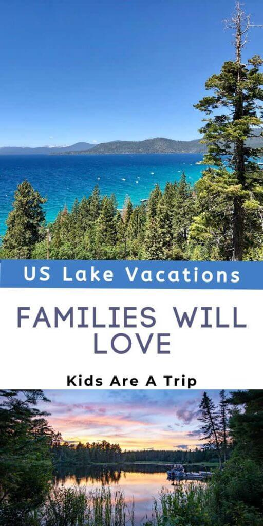Summer Lake Getaways Families will Love-Kids Are A Trip