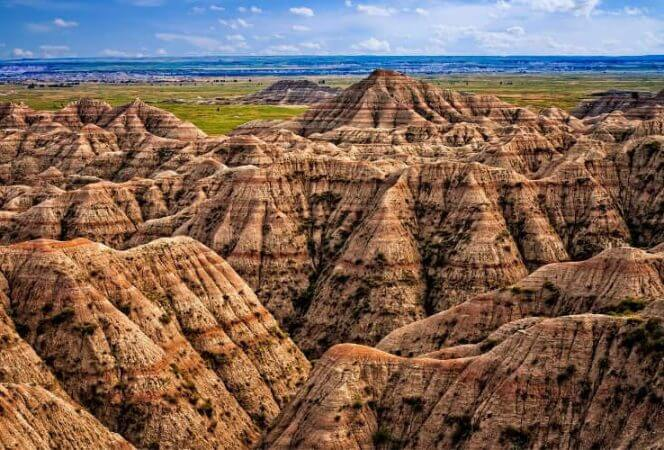 Badlands National Park South Dakota road trip-Kids Are A Trip