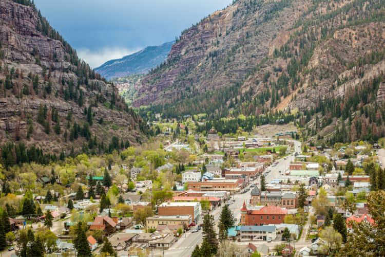 Ouray Colorado road trip-Kids Are A Trip