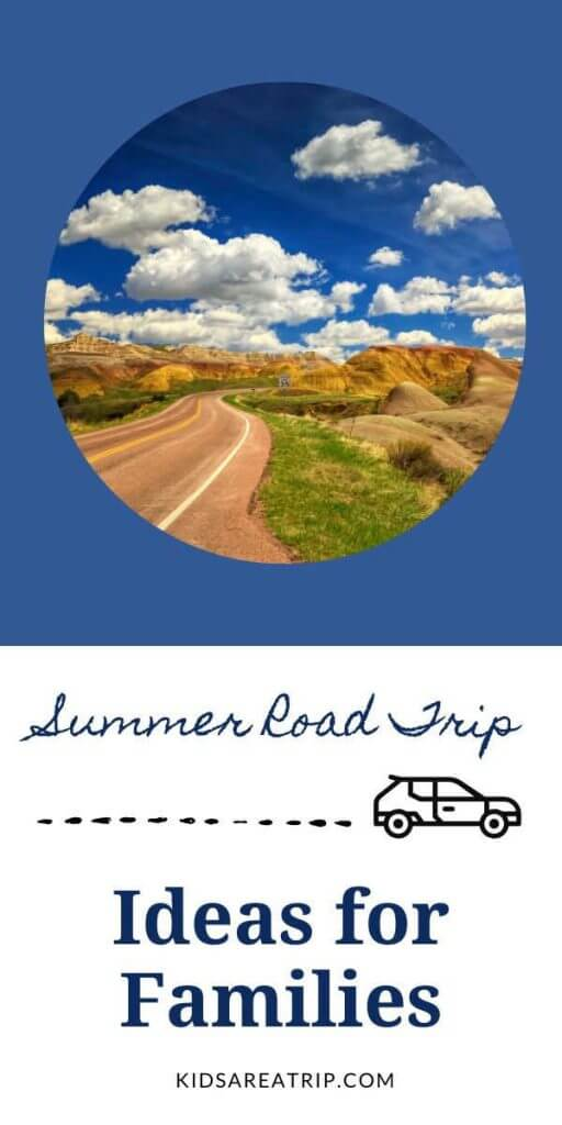 Summer Road Trip Ideas for Families