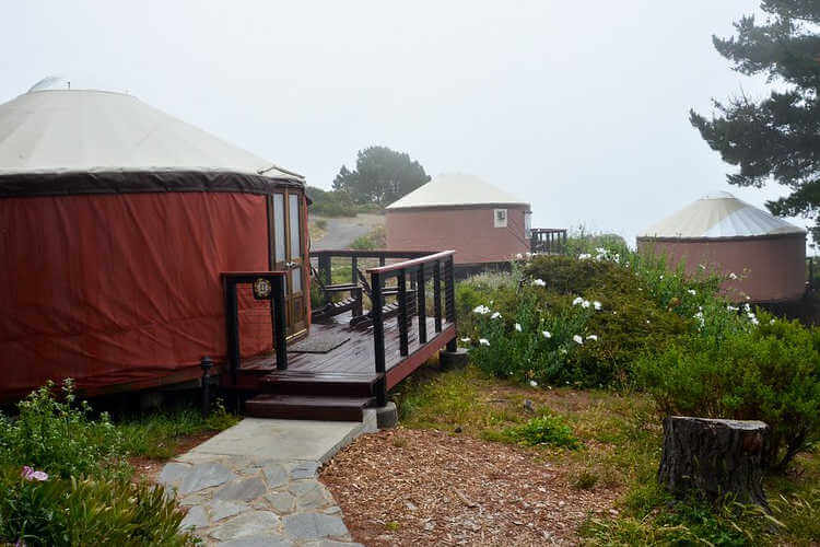 Treebones Resort Glamping Big Sur - Kids Are A Trip