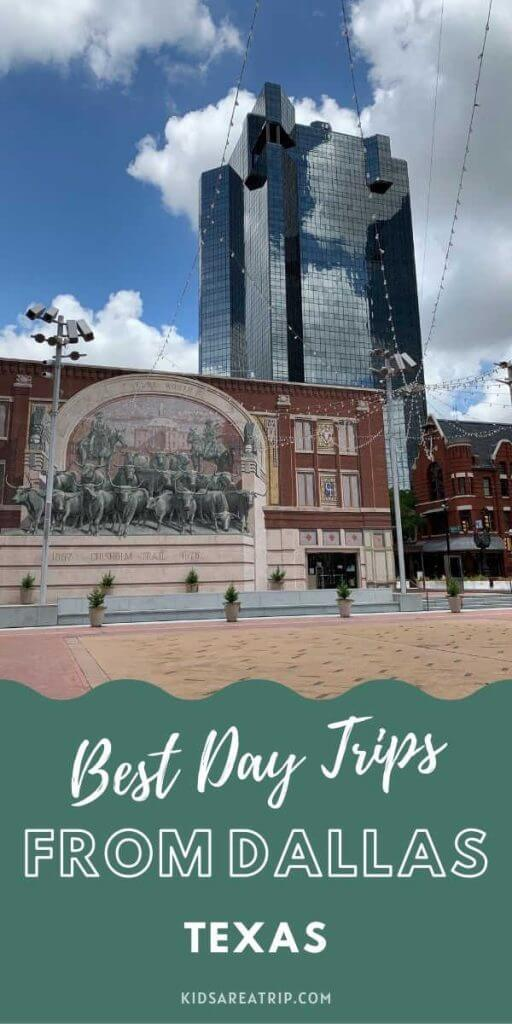 Best Day Trips from Dallas Texas-Kids Are A Trip