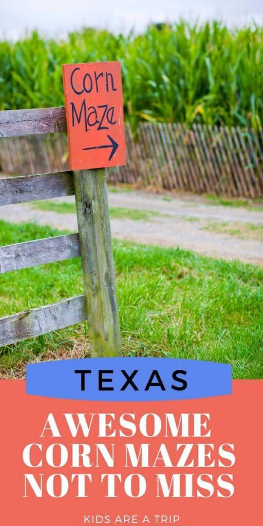 Awesome Texas Corn Mazes Kids Will Love-Kids Are A Trip