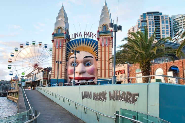 Luna Park in Melbourne with Kids-Kids Are A Trip