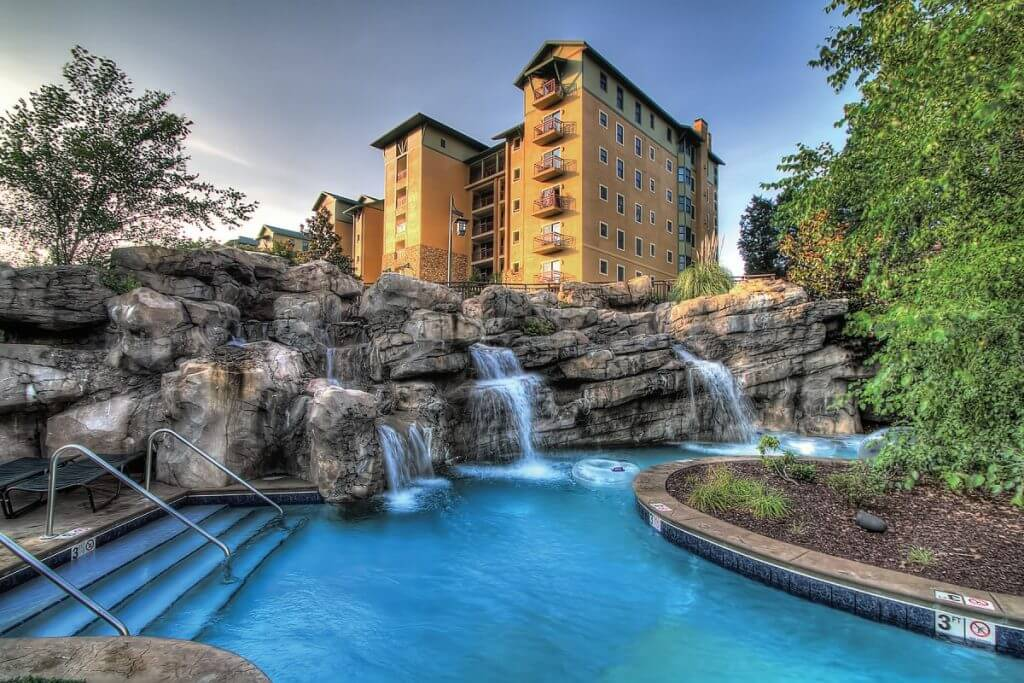Riverstone Resort Pigeon Forge Tennessee